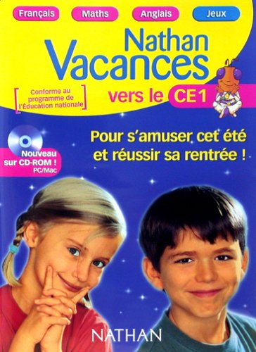 Nathan vacances vers CE1