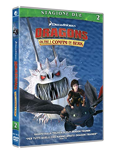 Dragons- Oltre I Confini Di Berk St.2 (Box 2Dv)