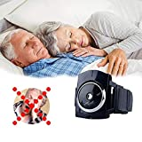 HUWAI-F Antironquidos para Dormir Apnea, Smart Snore Stopper Stop Ronquidos Biosensor para Detener l...