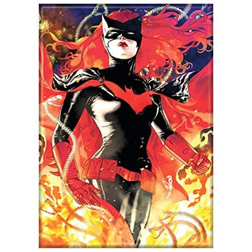 Batwoman Ímã de chamas