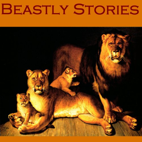 Beastly Stories audiobook cover art