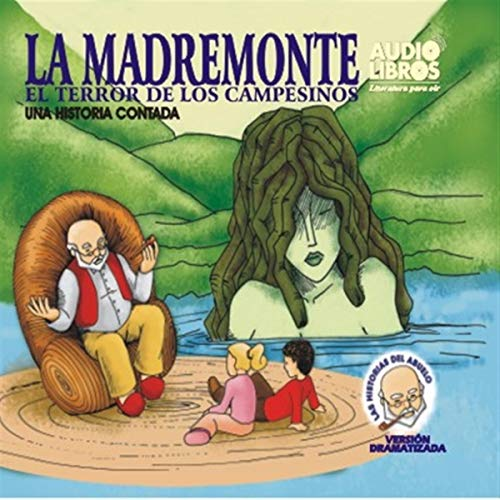 La Madremonte audiobook cover art