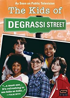 The Degrassi: The Kids of Degrassi Street Series