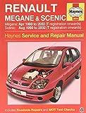 Renault Megane & Scenic Petrol & Diesel (Apr 99 - 02) Haynes Repair Manual by Anon(2015-05-22)