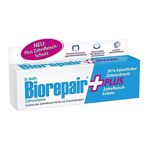 BioRepair plus Zahncreme 75ml, 3er Pack (3x 75ml)