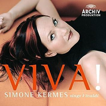 Viva! Simone Kermes Sings Vivaldi