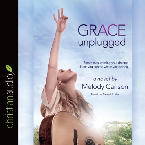 Grace Unplugged audiobook cover art