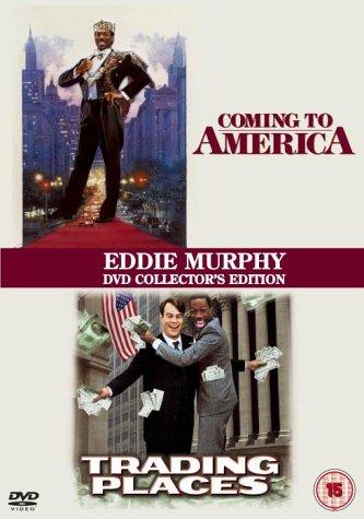 Coming to America Reino Unido DVD