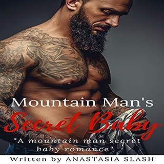 Mountain Man's Secret Baby audiobook cover art