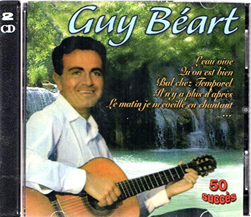 Guy Béart-50 Succès 2CD