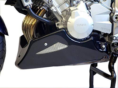 Quilla de malla negra o plata para Yamaha FZ-604–06/Fazer 60004–06/FZ-6FAZER S207–09