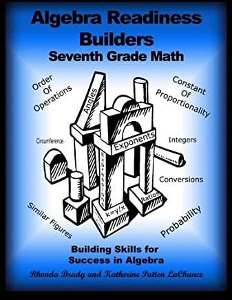 7th Grade Algebra Readiness Books