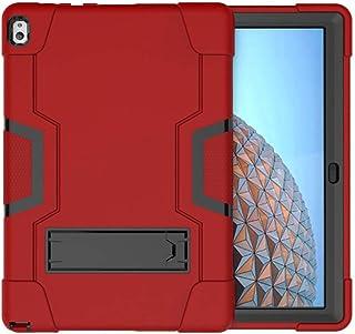جراب Koolbei لهاتف Lenovo Tab P10، جراب متين مقاوم للسقوط ومقاوم للصدمات ومتين هجين (مع حامل مدمج)، لجهاز Lenovo Tablet 20...