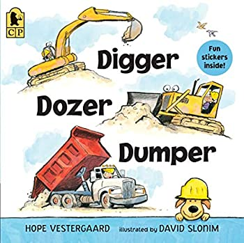 Best digger dozer dumper book Reviews