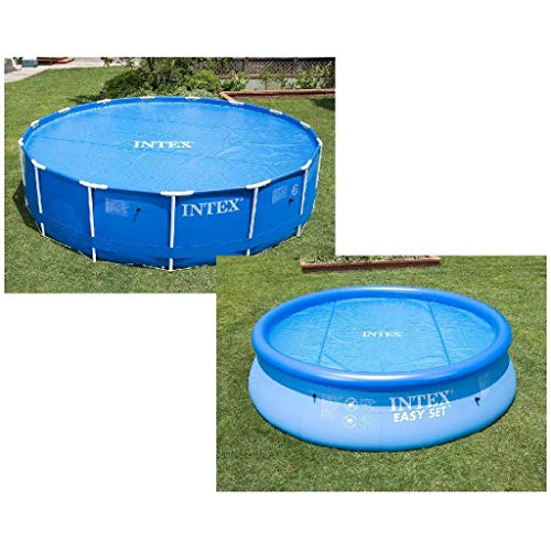 Intex Solar Cover Pool - Solarabdeckplane - Ø 305 cm - Für Easy Set und Frame Pool
