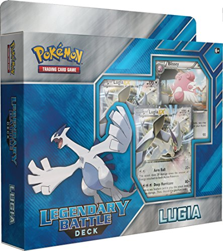 Pokemon Lugia legendären Schlacht Deck