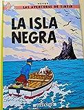 C- La isla Negra (LAS AVENTURAS DE TINTIN CARTONE)...