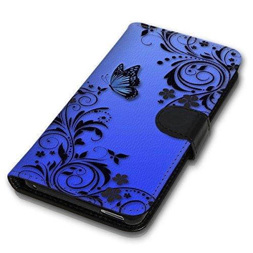 Book Style Handy Tasche - Design MV-451 - für Samsung Galaxy S3 / S3 Neo - Cover Hülle Schutz Hülle Etui Schutzhülle