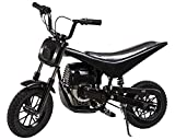 Burromax TT40 Gas Powered Mini Motorcycle Dirt Bike for Kids | 40cc 4 Stroke Engine | 22 MPH Top Speed Built to Last | Ride On Off Road...