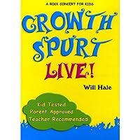 Growth Spurt Live! Dvd [Import]