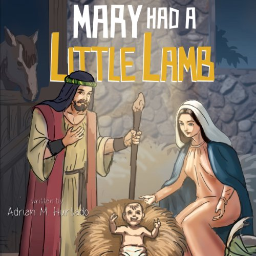 Mary Had a Little Lamb audiobook cover art