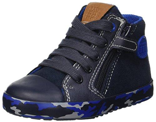 Geox Baby Jungen B Kilwi Boy B Sneaker, Blau (Navy/Royal C4226), 24 EU