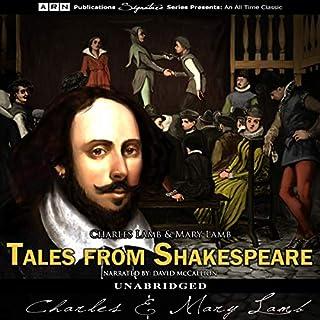Tales from Shakespeare                   Auteur(s):                                                                                                                                 Charles Lamb,                                                                                        Mary Lamb                               Narrateur(s):                                                                                                                                 David McCallion                      Durée: 9 h et 56 min     Pas de évaluations     Au global 0,0