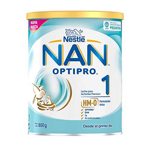 NAN - Optiro 1 Leche en polvo, 800g