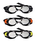 keine Angabe Bestway Schwimmbrille Hydro Swim Taucherbrille verstellbar getönt UV-Schutz,...