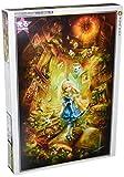 Appleone Jigsaw Puzzle 1000-689 Alice in Wonderland (1000 Pieces) (japan import)