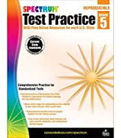 Spectrum Test Practice, Grade 5: With Free Online Resources for Each U.s. State