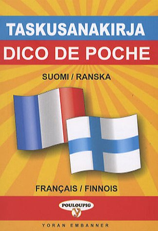 Dictionnaire de poche français-finnois & finnois-français