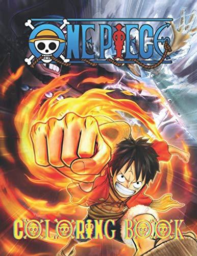 [画像:+50 One Piece Coloring Books: Funny Anime Coloring Books for Kids and Adults]