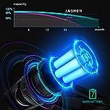 Zoom IMG-1 jashen v18 aspirapolvere senza fili