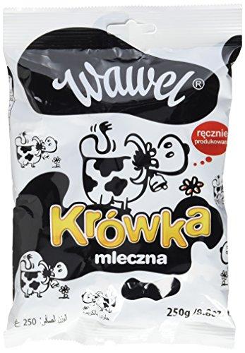 Wawel Karamell Bonbons Krowka Mleczna, 3er Pack (3 x 250 g)