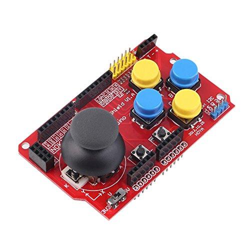 Gamepad Shield für Arduino