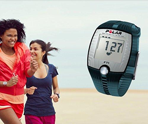 Paragon 6 - con Polar Ft1 Reloj y Polar Correa Para El Pecho - Cinta de Correr Horizon Fitness Modelo 2015