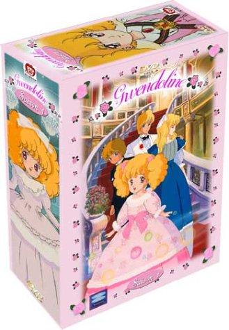 Gwendoline - Coffret 4 DVD - Partie 1 - 26 épisodes VF