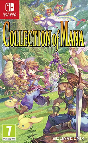 Collection of Mana (Nintendo Switch) (New)