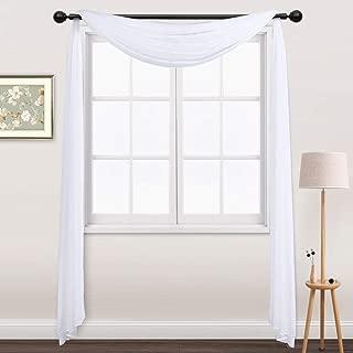 NICETOWN Sheer Curtain Panel 216