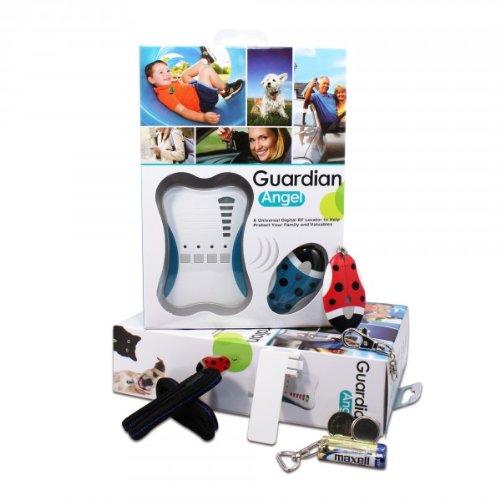 Girafus® Guardian Angel for Four (4) Children Kid's Tracker Child Locator Alarm Family Protection Security Babysitter