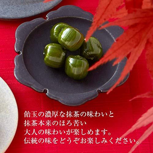 伊藤久右衛門『曲げ輪っぱ入り宇治抹茶あめ』
