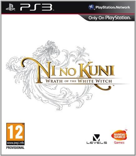 Namco Bandai Games Ni no Kuni - Juego (PS3, PlayStation 3, RPG (juego de rol), T (Teen), PlayStation 3)