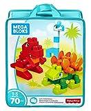 Mega Bloks Let's Build Dinos