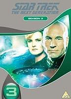 Star Trek - The Next Generation - Season 3 Box