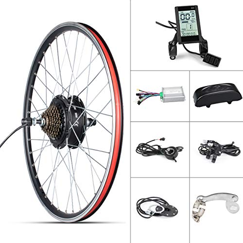 Bicicleta Eléctrica Kit  marca Kunray