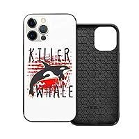 シャチ Killer Whale Phone 12 ケース カバー スマホカバー 携帯電話 ケース 指紋防止 軽量 耐衝撃 高級pc&Tpu シンプル 保護 安全 12/12mini/12pro/12 Pro Max ケース
