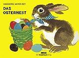 Das Osternest: Vierfarbiges Pappbilderbuch