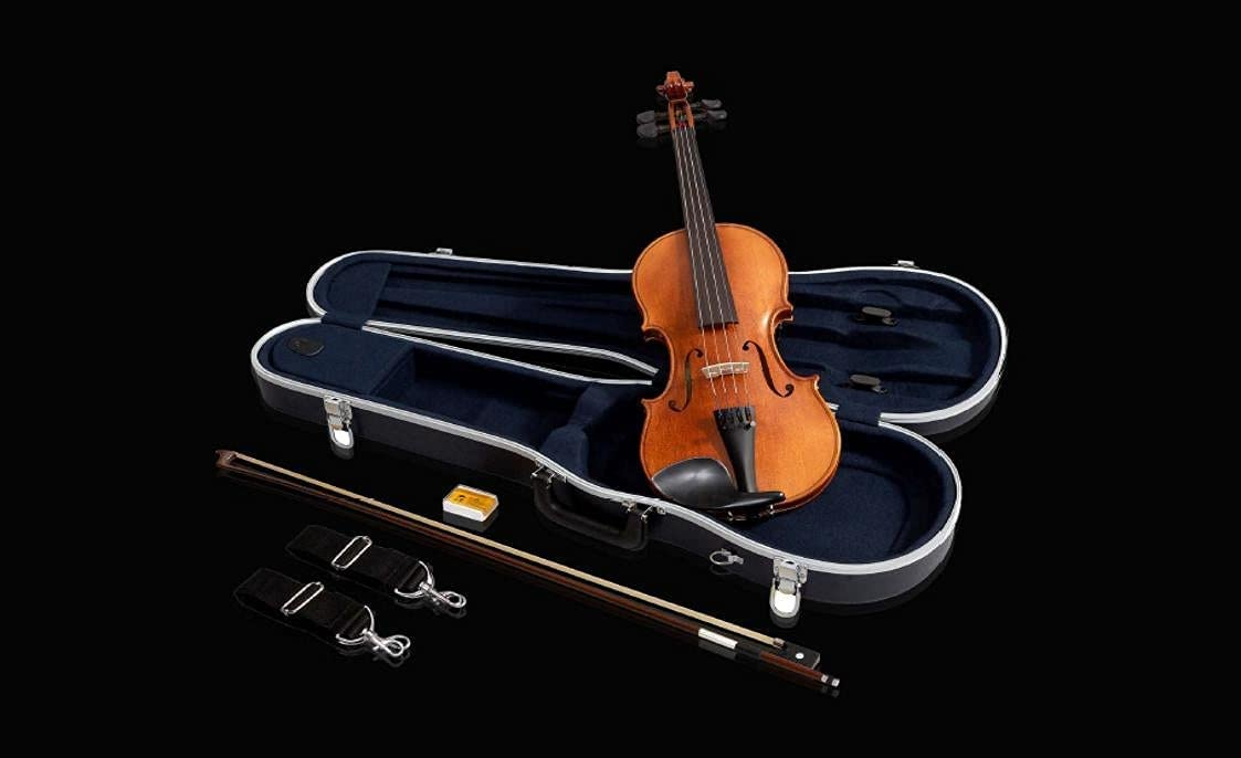 Yamaha V3 Series Violin ( V3SKA ) 3/4 Size Violin - BR / Brown