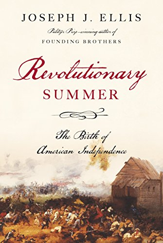 Image of Revolutionary Summer: The Birth of American Independence